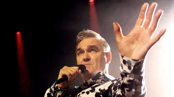 Trending - Morrissey Calls Fan Attack Reports 'Absolute Crap'