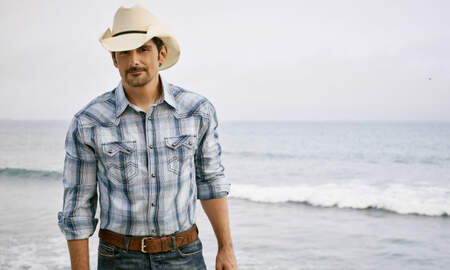 Music News - Brad Paisley Taps Into Traditional Country For New Song Bucked Off