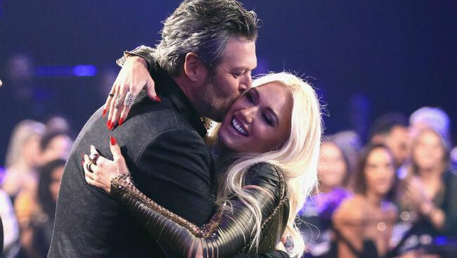 Gwen Stefani Celebrates Easter Sunday With Blake Shelton & Her Kids