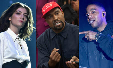 Trending - Lorde Accuses Kanye West & Kid Cudi Of Stealing Her Stage Design