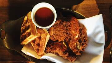 Mollie Kendrick - Twin Cites Gets KFC Chicken and Waffles Through 2018