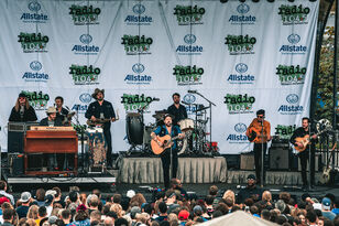 Nathaniel Rateliff Celebrates a Birthday at our 2018 Endless Summer Show