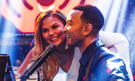 Entertainment News - John Legend Gives A Legendary Performance Of His New Christmas Album