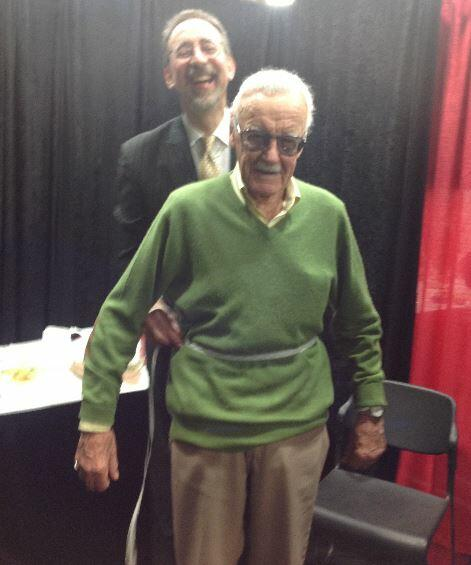 Omaha Clothier Remembers His Friend Stan Lee
