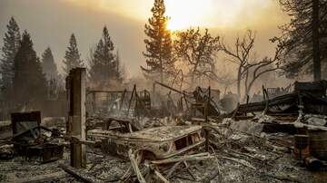 T-Roy - CALIFORNIA FIRES: Death Toll in Camp Fire Up to at Least 48