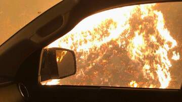 Savannah - Toyota to Replace Melted Truck After Nurse Uses It to Help Wildfire Victims