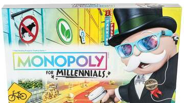 "JTD in the Morning - Hasbro Releases ""Monopoly For Millenials"""