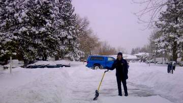 Your Morning Show - Volunteers Needed for Shoveling