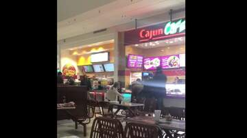 D Scott - Fight Breaks Out At Crossgates Mall