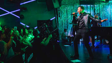 Entertainment News - John Legend 'Is An Artist Who Has Integrity,' Says Front Row Fans