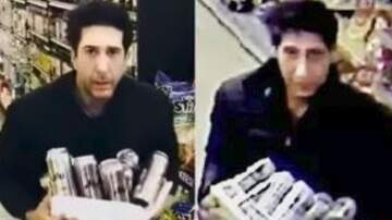 Heather Burnside - David Schwimmer Is Now Friends With The Police