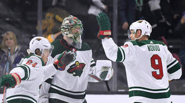 Wild - Wild return home to face the Capitals