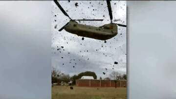 JJ Ryan - Oklahoma Army National Guard Helicopter Injures One At Veteran's Day Parade