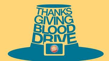 - 102.9 NOW Thanksgiving Blood Drive