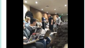 BC - Prof Calls Police On Girl Who Had Feet Propped Up, Calls Class Uncivil