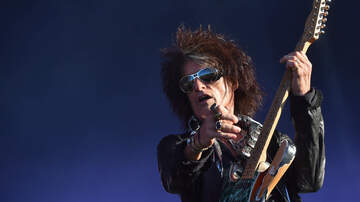 Rock News - Joe Perry Doing Well After Being Rushed to the Hospital Saturday