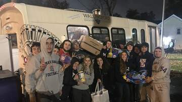 Community Access - Lyman Hall Students Help Those Affected by Hurricane Michael
