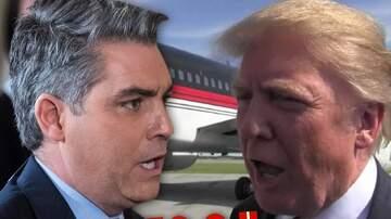 John Elliott - JIM ACOSTA & CNN WE'RE SUING TRUMP Over Yanked WH Press Pass