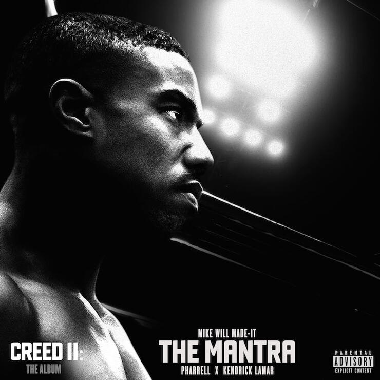 Creed II Album Cover: The Mantra