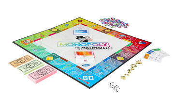 Brody - Monopoly For Millennials