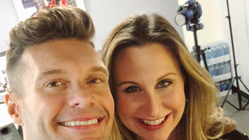 Ryan Seacrest - Ryan and Sisanie Place Bets on When Meredith's Baby Will Arrive