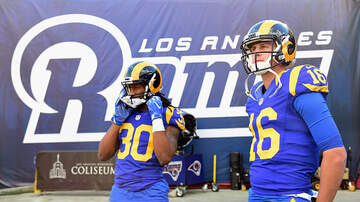 Jesse Lozano - L.A. Rams Giving Away Free Tickets to First Responders & Tragedy Victims