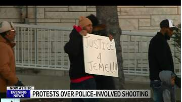 Chris Michaels - Protesters demand justice for bar security guard