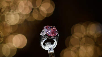 The Joe Pags Show - Huge Pink Diamond Fetches Record $50 Million At Auction