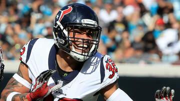 Sports Desk - NFL Fines Texans Safety Tyrann Mathieu