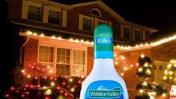 Trevor D in the Morning Show - #Trending-Wed 11/14/18:Hidden Valley Selling Magnums of Ranch For Christmas