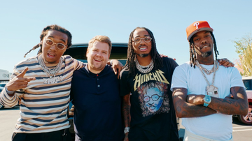 The Good, the Bad and the Gossip - WATCH: Migos Joins James Corden In Most Epic Carpool Karaoke