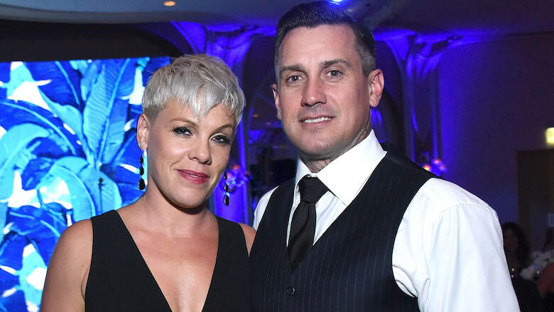 Carey Hart Honors Wife Pink In Heartwarming Birthday Tribute