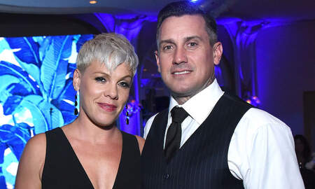 Entertainment News - Pink's Husband Carey Hart Sends Warning To California Wildfire Looters