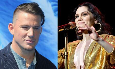 Trending - Channing Tatum Gushes Over Jessie J At Her London Concert