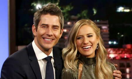 Trending - 'Bachelor' Baby! Arie Luyendyk Jr. & Lauren Burnham Expecting First Child