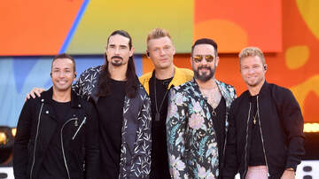 Sisanie - The Backstreet Boys Open Up About Life On The Road With Their 8 Kids