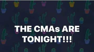 None - EVERYTHING you need to know about the CMAs tonight