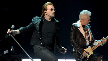 Rock News - U2 Is Going Away, Says Bono