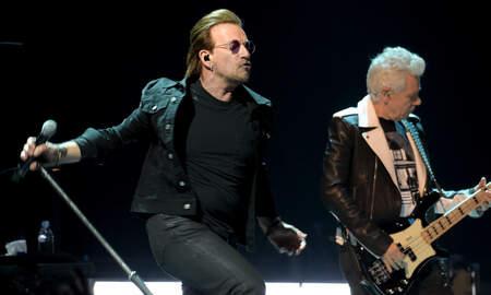 Rock News - U2 Is Going Away, Says Bono