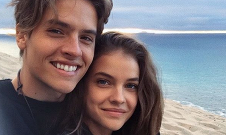 Trending - Barbara Palvin Says She's Very Much In Love With Dylan Sprouse