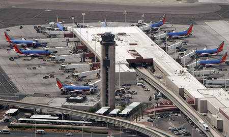 National News - FAA Investigating 'Incapacitated' Air Traffic Controller In Las Vegas