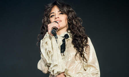 Trending - Camila Cabello On Former Fifth Harmony Bandmates: 'We're All Good Now'