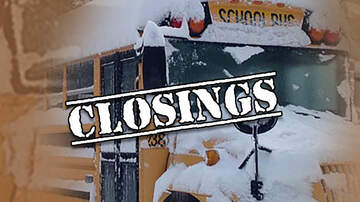 None - Storm Closings and Delays