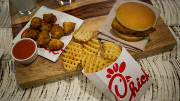Music News - Chick-fil-A Delivers Now So You Never Have To Leave Your House Again