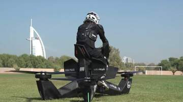 Blind Dog Scott Gilbert - Hoverbikes Are Finally Here... But Don't Expect To Fly Cheap