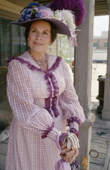 Little House On The Prairie Katherine MacGregor died