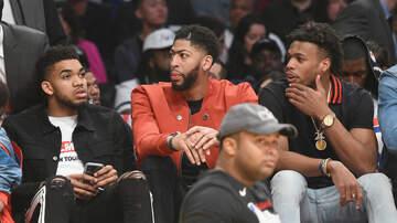 Wolves - Pelicans-Timberwolves features Davis-Towns matchup | KFAN