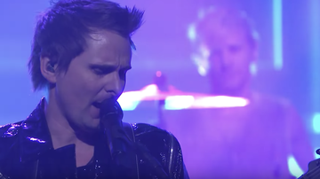 Trending - Muse Brings the 'Pressure' to 'Fallon'