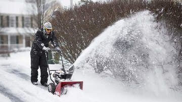 BJ The Web Guy - Capital Region Can Expect To See Up To 6 Inches Of Snow Thursday to Friday