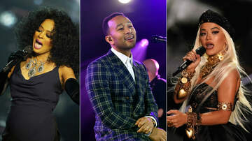 Entertainment - 2018 Macy's Thanksgiving Day Parade Line-up: Diana Ross, John Legend & More
